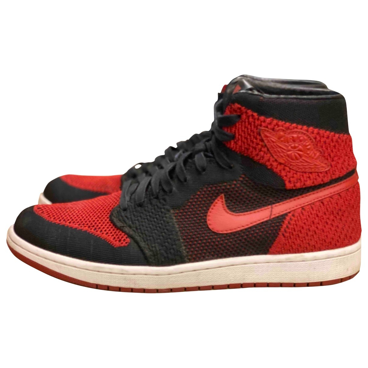 Jordan - Baskets Air Jordan 1  pour homme - rouge