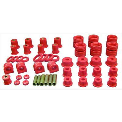 Prothane Motion Control Total Kit (Red) - 38443