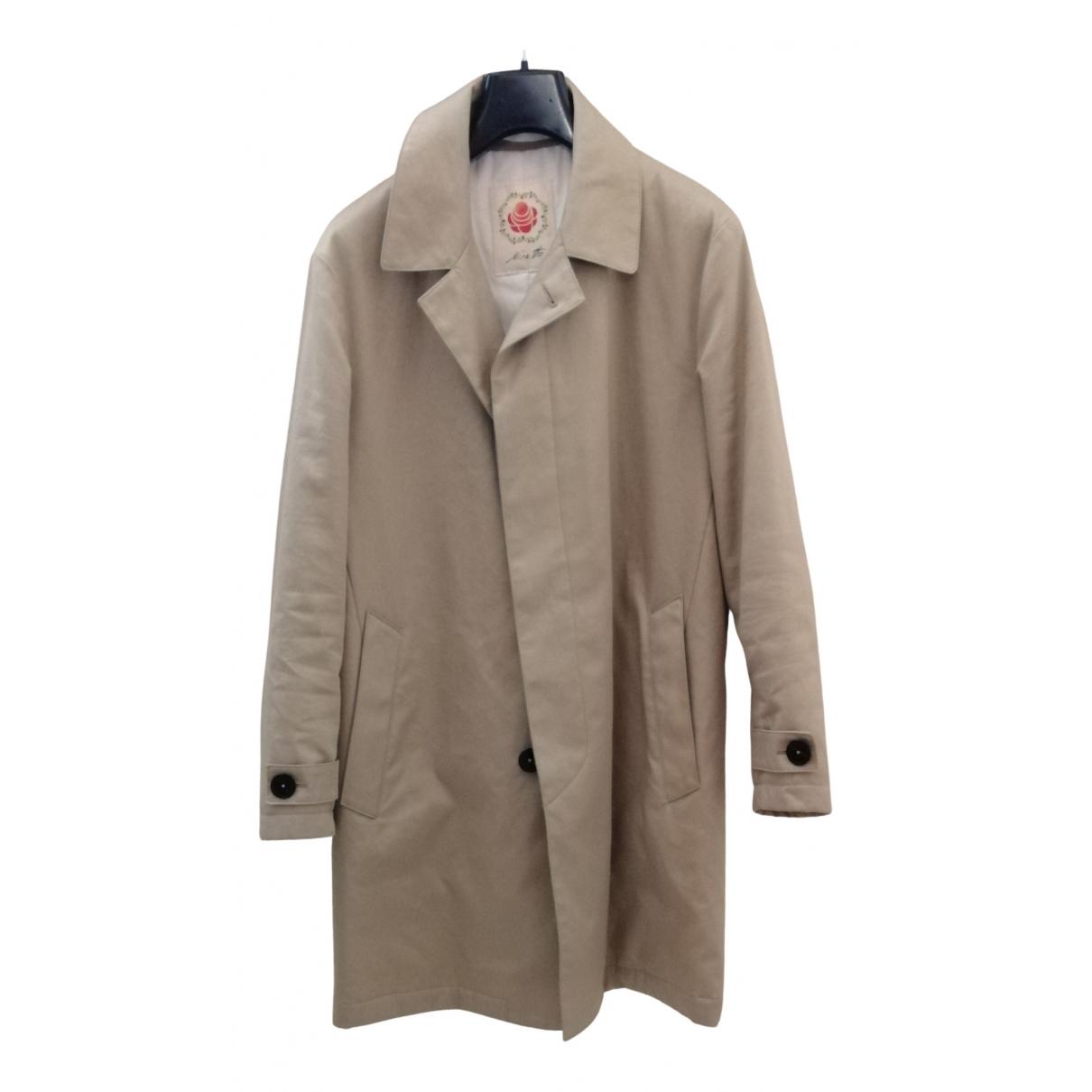 - Manteau   pour homme - beige