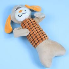 Hund Kauenspielzeug mit Karikatur Design