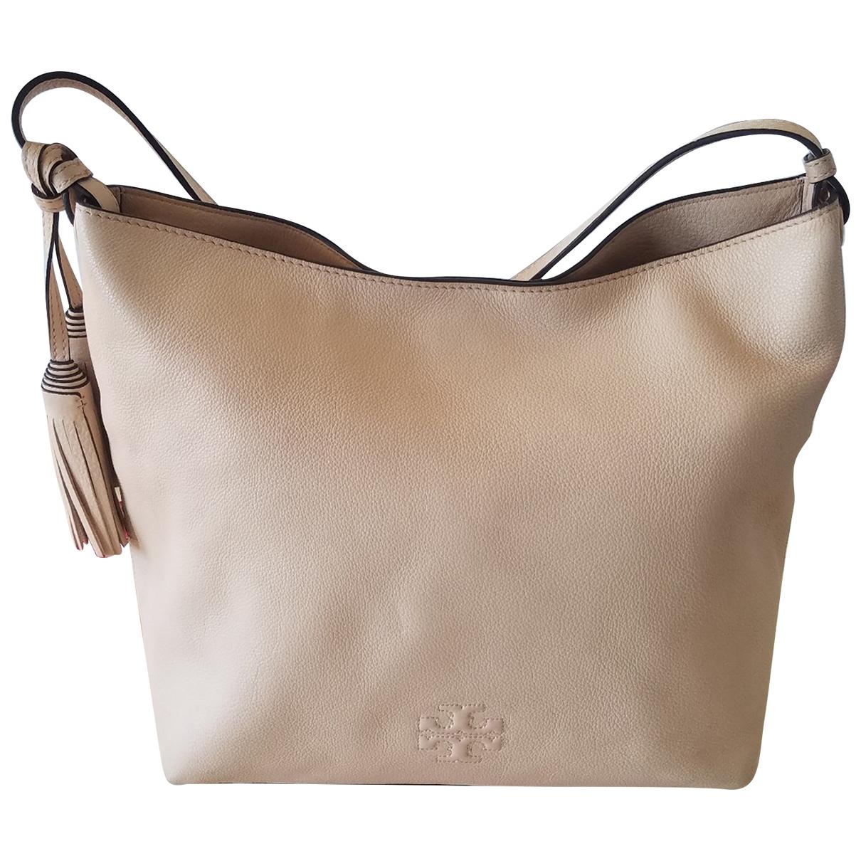 Tory Burch \N Pink Leather handbag for Women \N