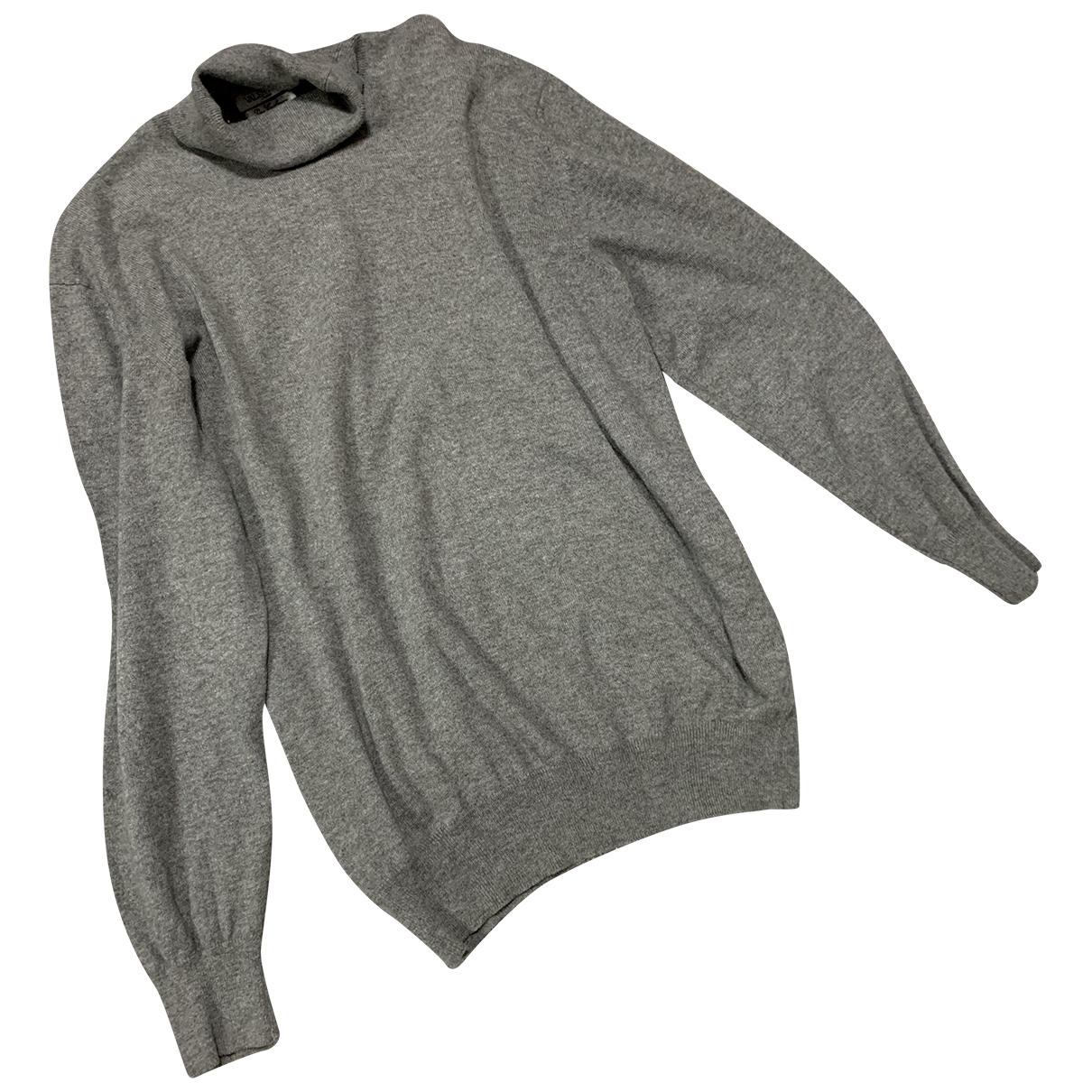 Valentino Garavani \N Pullover.Westen.Sweatshirts  in  Grau Kaschmir