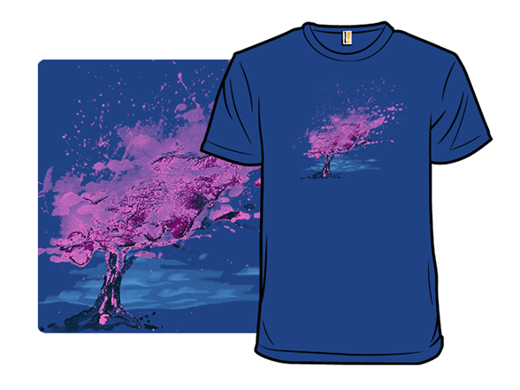 Spring Splash T Shirt