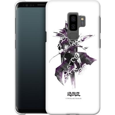 Samsung Galaxy S9 Plus Smartphone Huelle - Dark Magician von Yu-Gi-Oh!