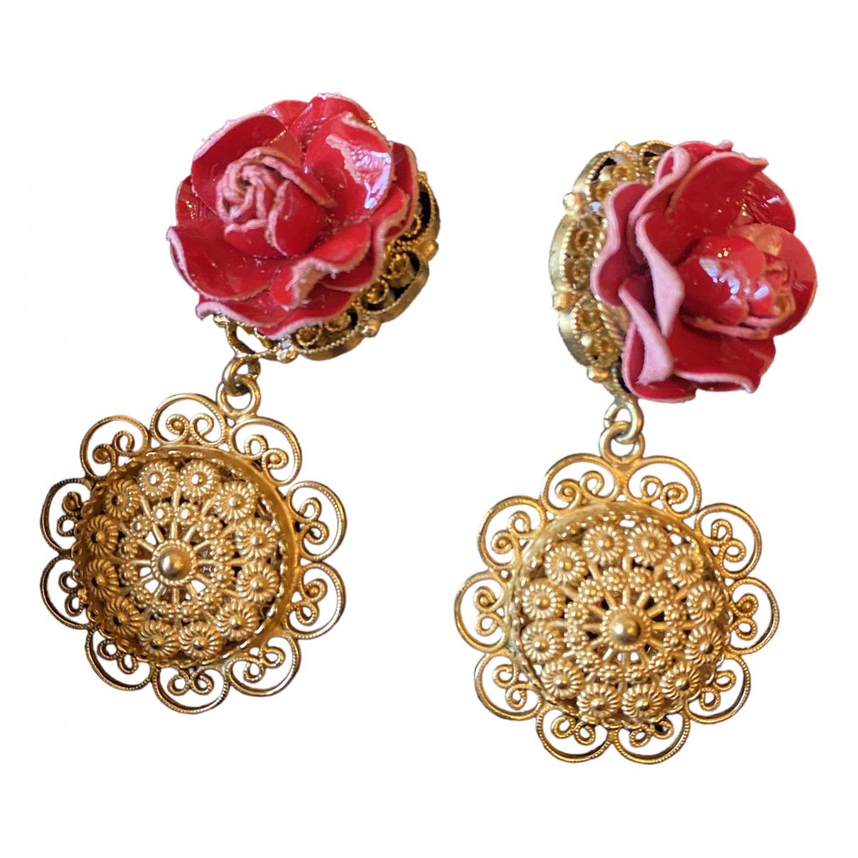 Dolce & Gabbana \N OhrRing in Metall