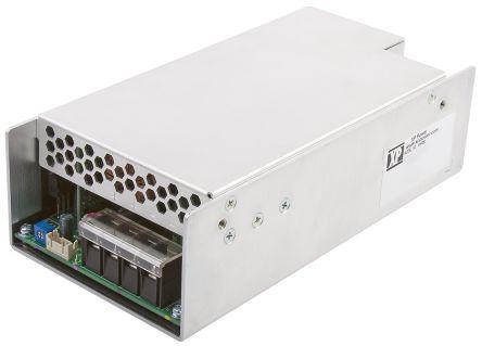 XP Power , 330W AC-DC Converter, 15V dc, Open Frame