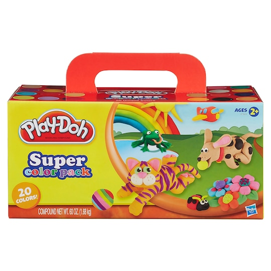 8 ct s: 20 Ct. (160 Total) Play-Doh® Super Color ct | Michaels®