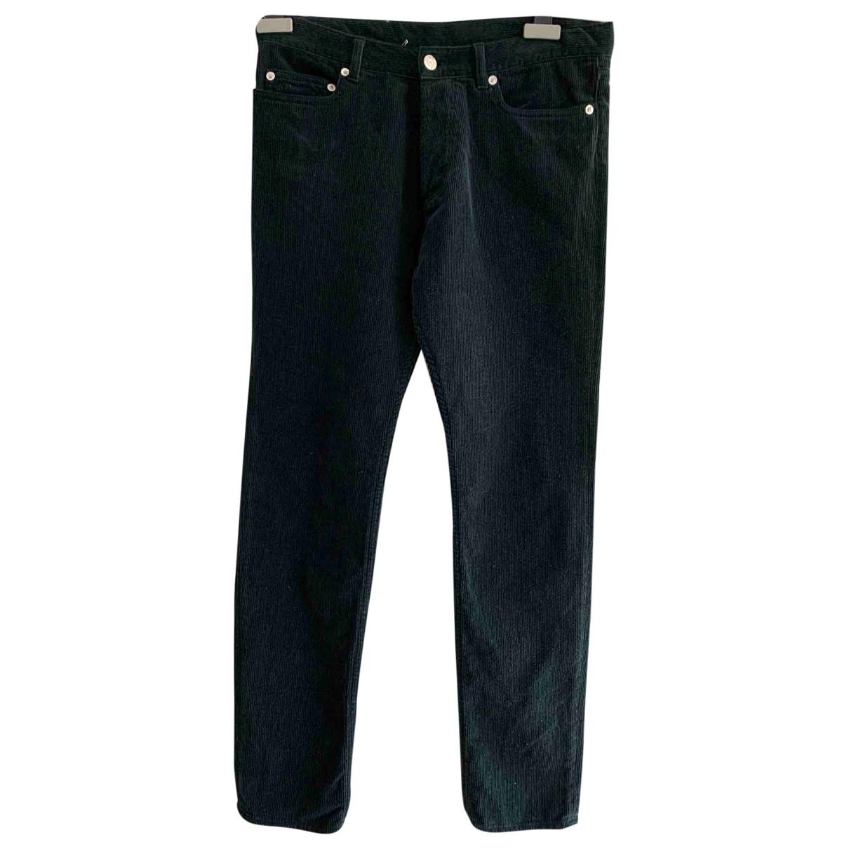 Golden Goose - Pantalon   pour femme en coton - vert