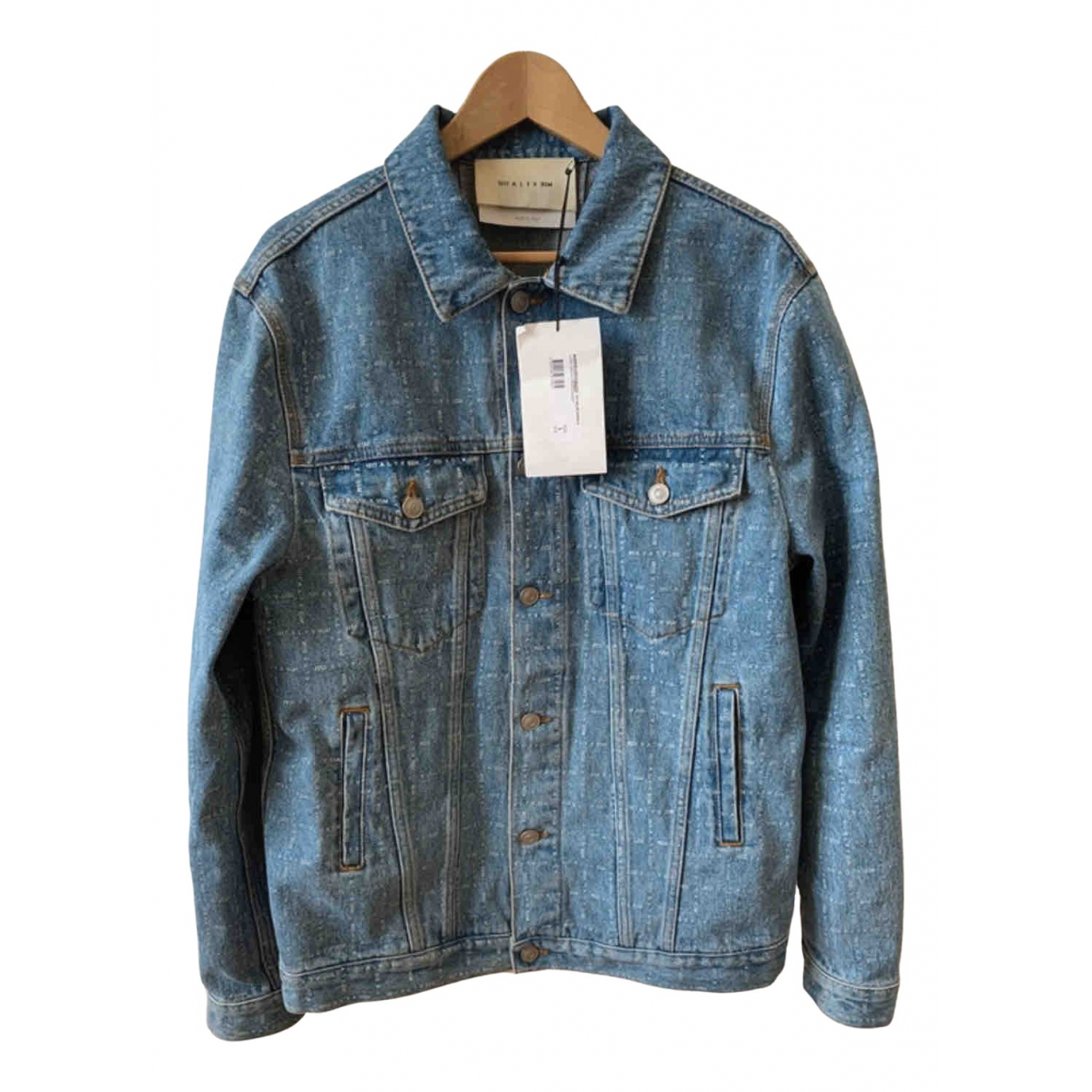 Alyx \N Blue Denim - Jeans jacket  for Men L International