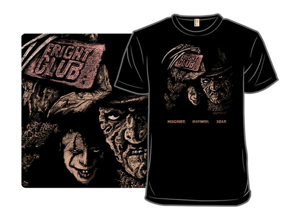 Fright Club T Shirt