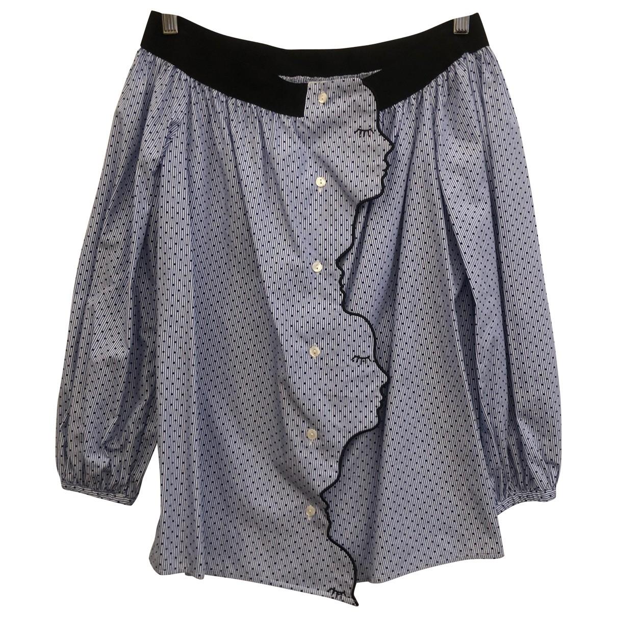 Vivetta - Top   pour femme en coton - multicolore