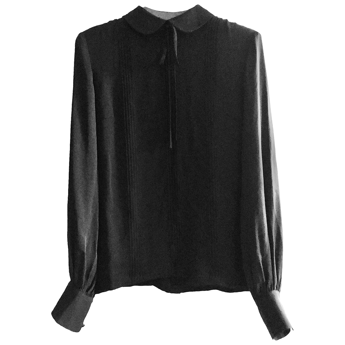 Mcq \N Black  top for Women 6 UK