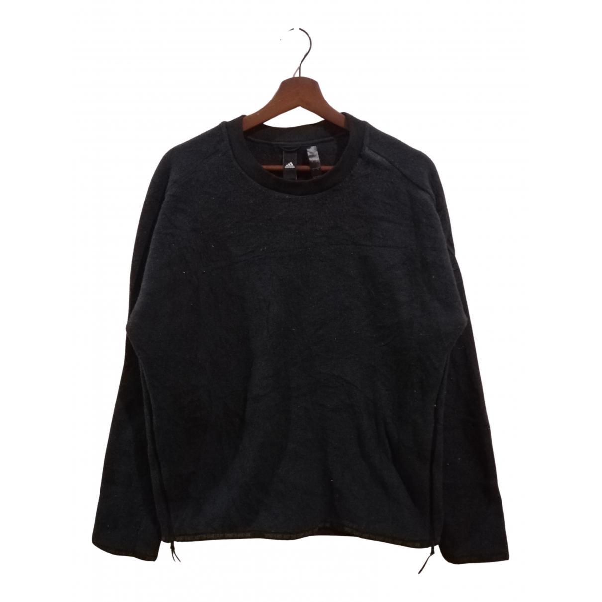 Adidas - Pulls.Gilets.Sweats   pour homme en laine - noir