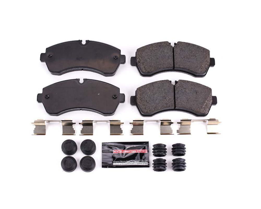 Power Stop Z23-1268 Z23 Evolution Sport Brake Pads w/Hardware Front or Rear Dodge Sprinter 3500 2007-2009