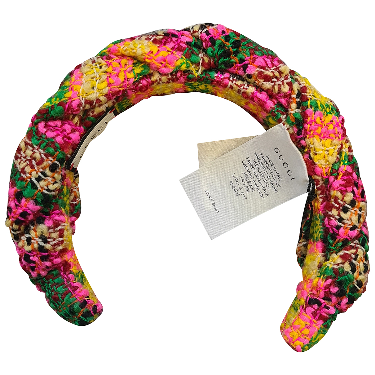 Gucci N Multicolour Cloth Hair accessories for Women N