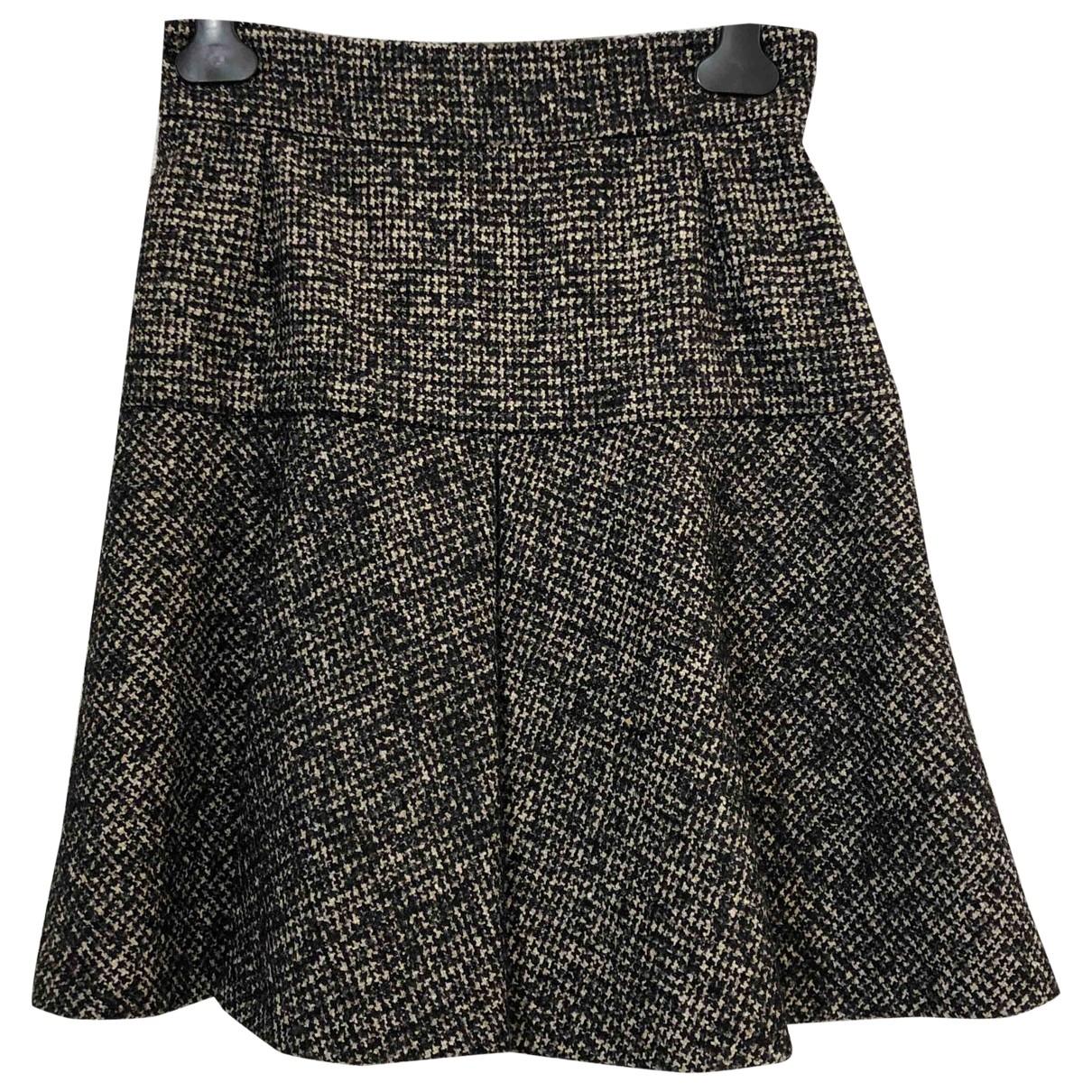 Dolce & Gabbana \N Rocke in  Anthrazit Wolle