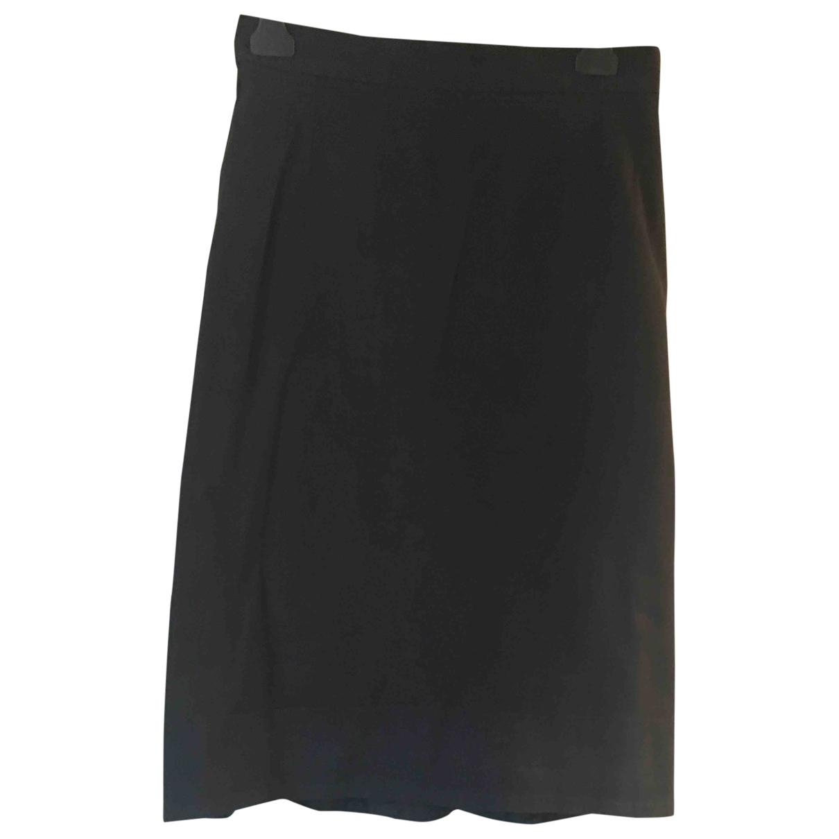 Vivienne Westwood Anglomania - Jupe   pour femme en coton - elasthane - noir