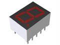ROHM LA-401AD  LED LED Display, CA Red 90 mcd RH DP 10.2mm (5)
