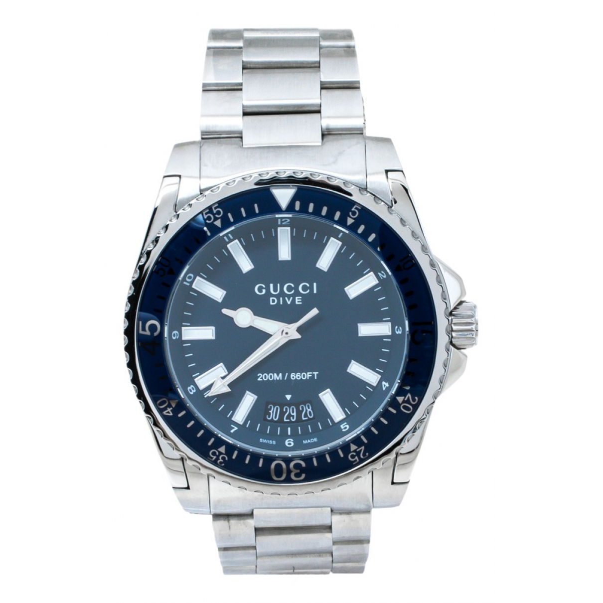 Gucci Dive Blue Steel watch for Men \N