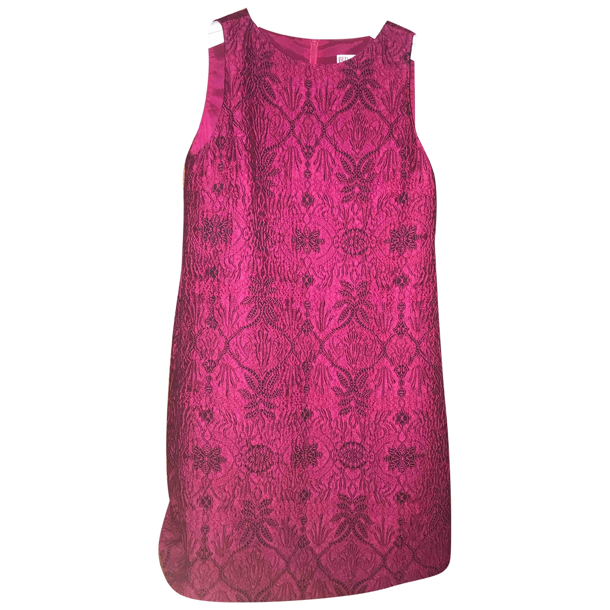 Red Valentino Garavani - Robe   pour femme en coton