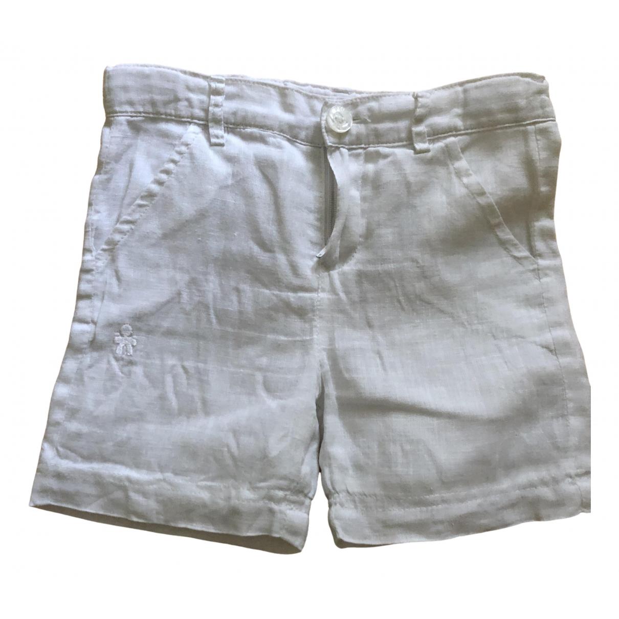 Le Bebe \N Shorts in  Weiss Baumwolle