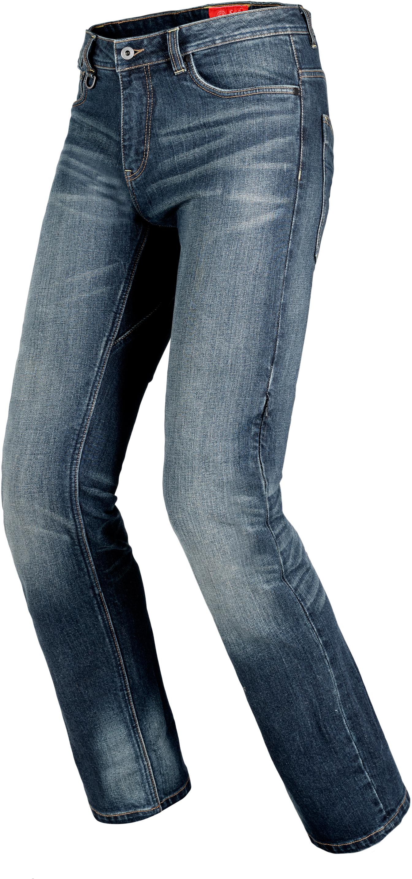 Spidi J-Tracker Pantalón Corto Azul Oscuro 29