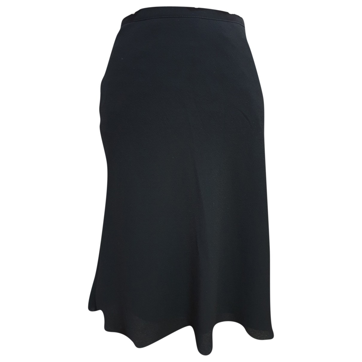 Non Signé / Unsigned \N Black skirt for Women 40 FR