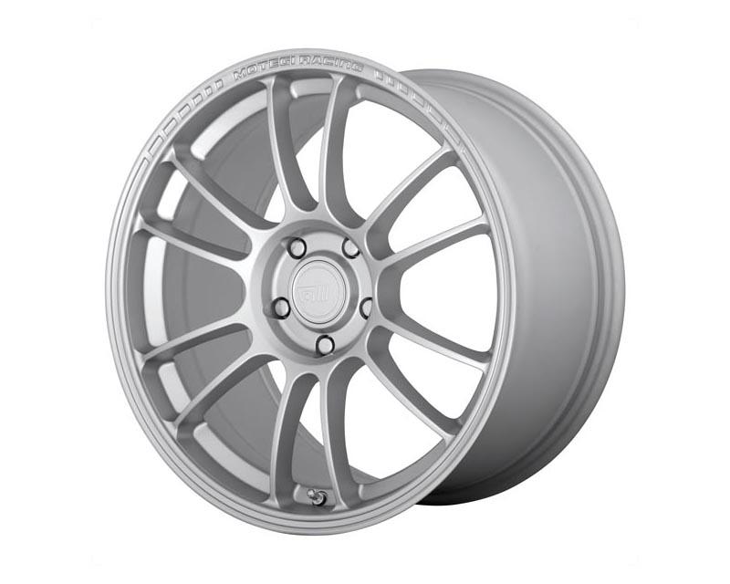 Motegi SS6 Wheel 17x7 5X4.25 42mm Hyper Silver