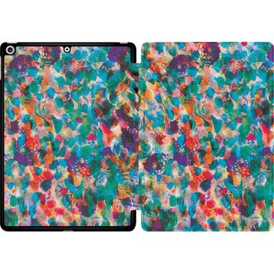 Apple iPad 9.7 (2018) Tablet Smart Case - Floral Texture von Amy Sia