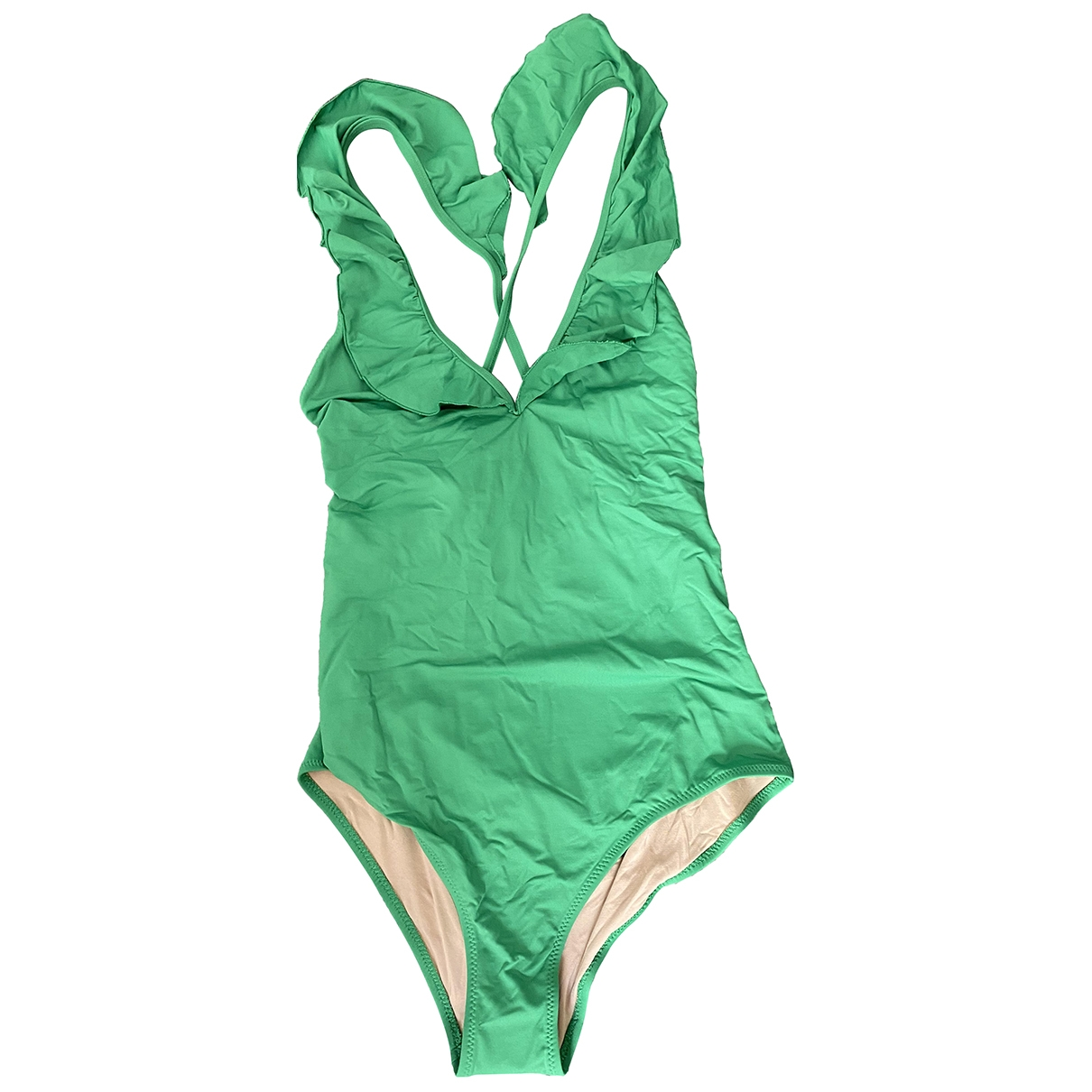 - Bain   pour femme en lycra - vert