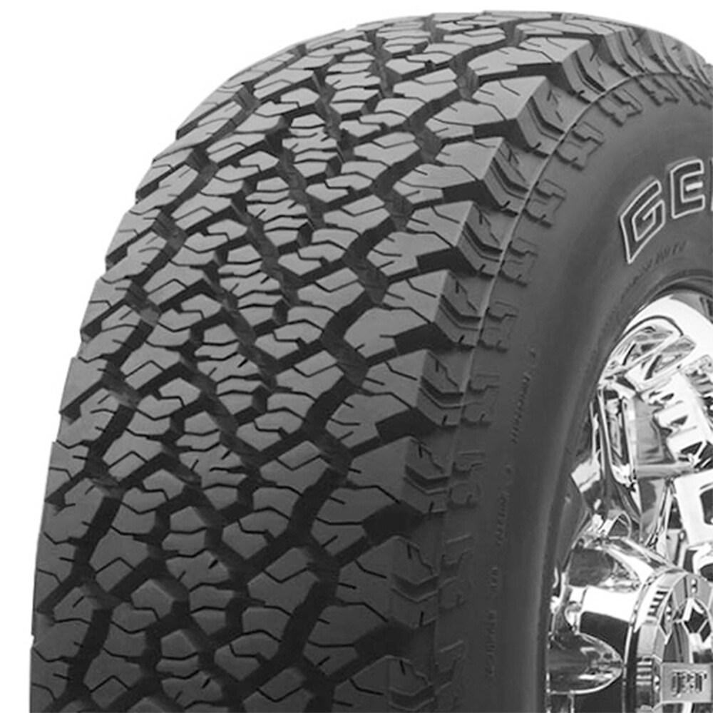General grabber at2 P265/65R17 112S owl all-season tire