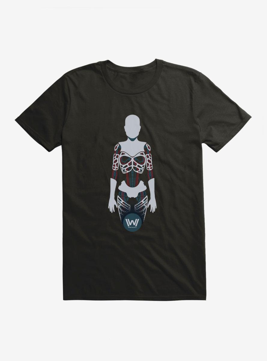 Westworld Android Anatomy T-Shirt