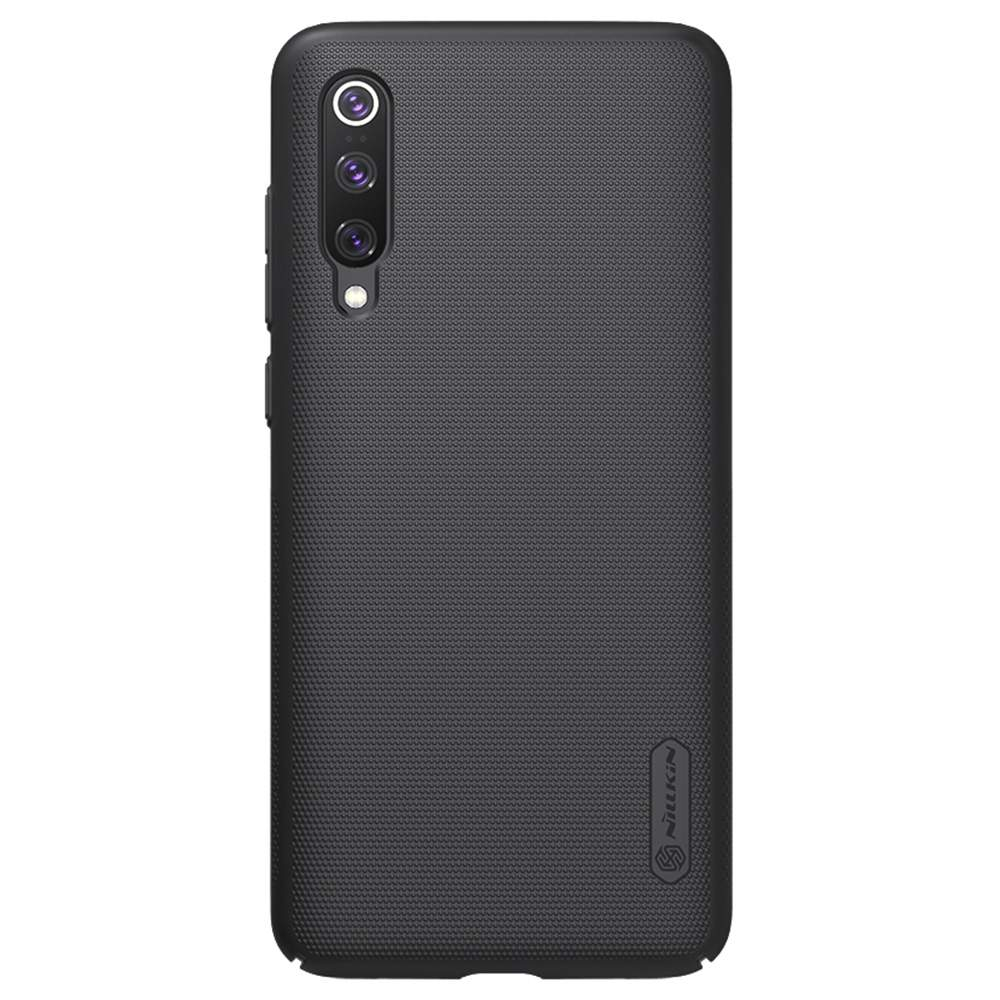 NILLKIN Protective Frosted PC Phone Case For Xiaomi Mi 9 Pro Smartphone - Black