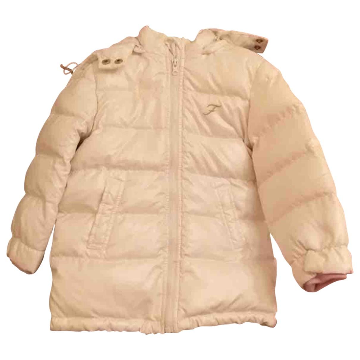 Fay - Blousons.Manteaux   pour enfant - blanc