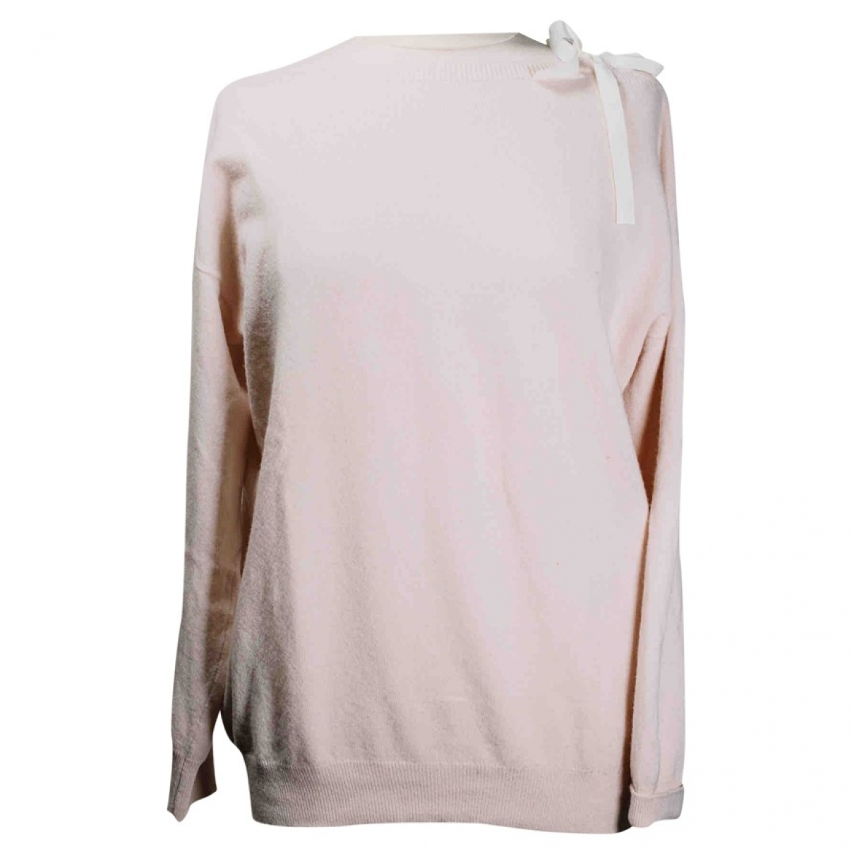 Sandro \N Pullover in  Rosa Wolle