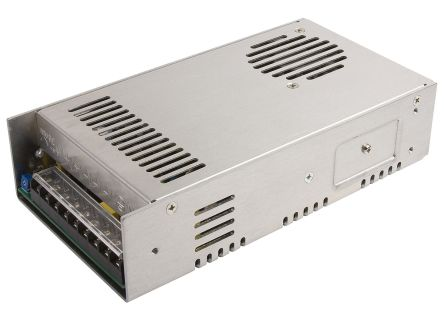 XP Power , 320W AC-DC Converter, 48V dc, Enclosed
