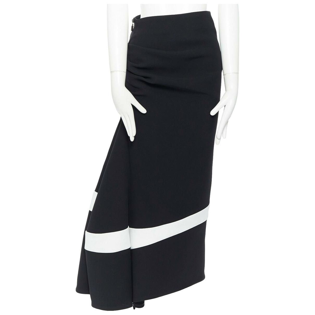 Maticevski - Jupe   pour femme en coton - noir