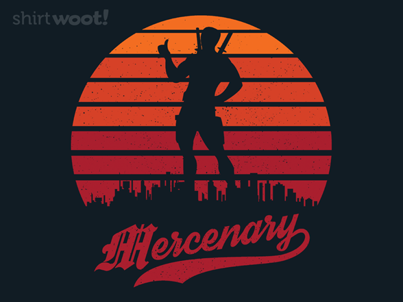 Mercenary T Shirt