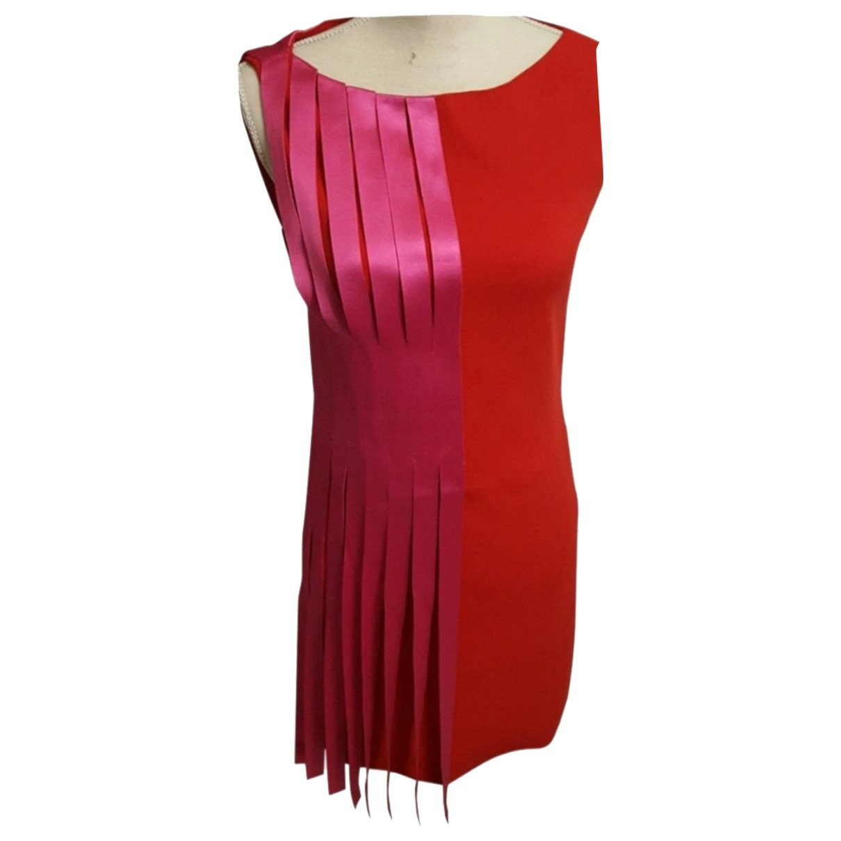 Versace \N Red dress for Women 36 FR
