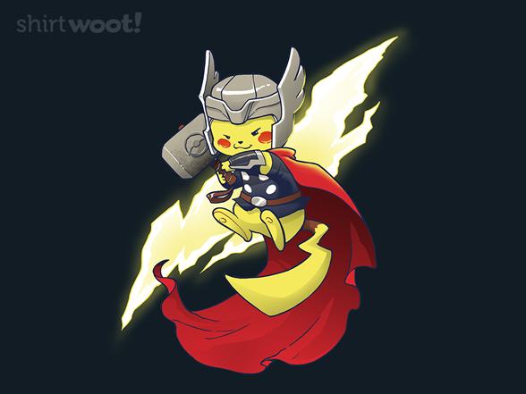 Thundermon T Shirt