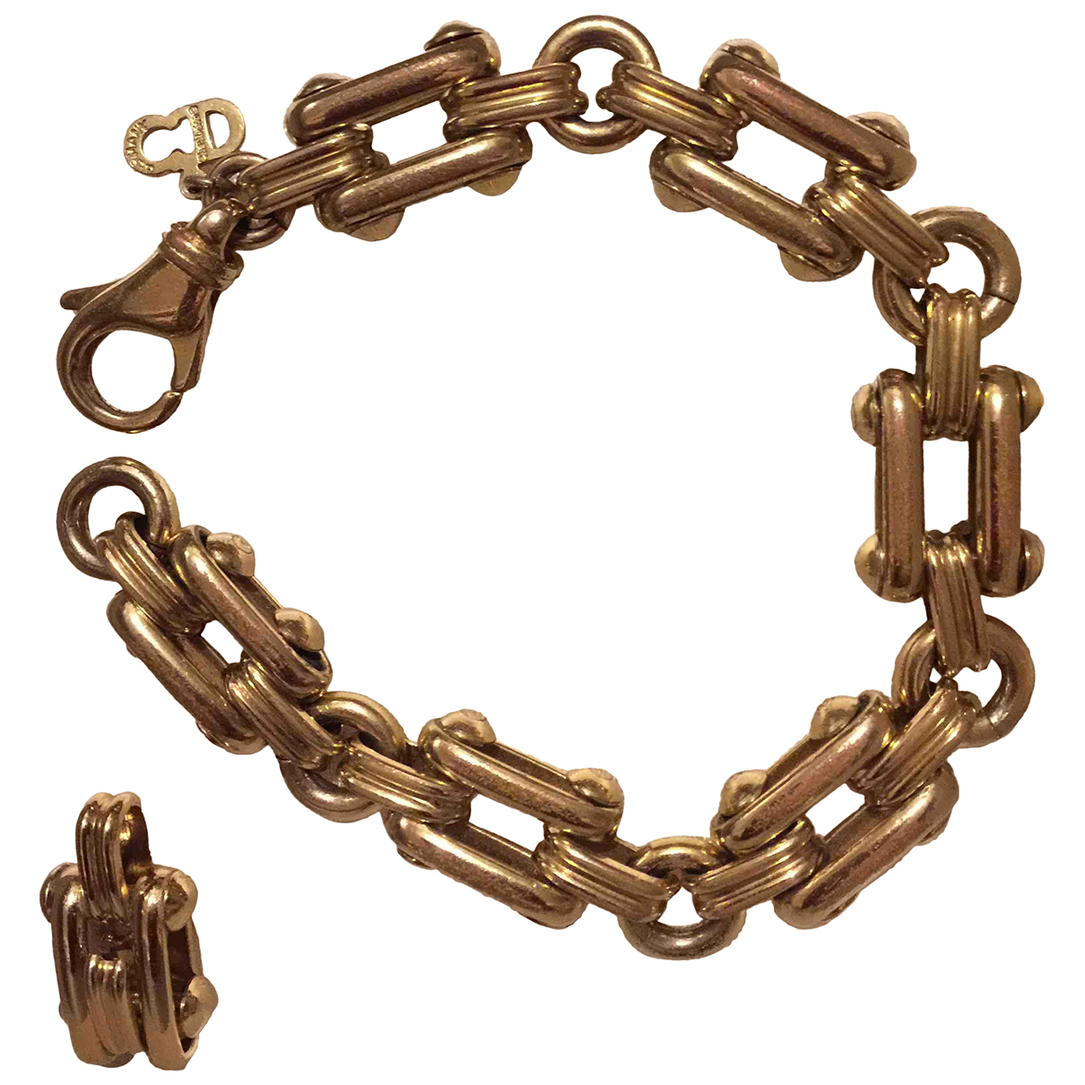 Dior \N Armband in  Gold Ketten