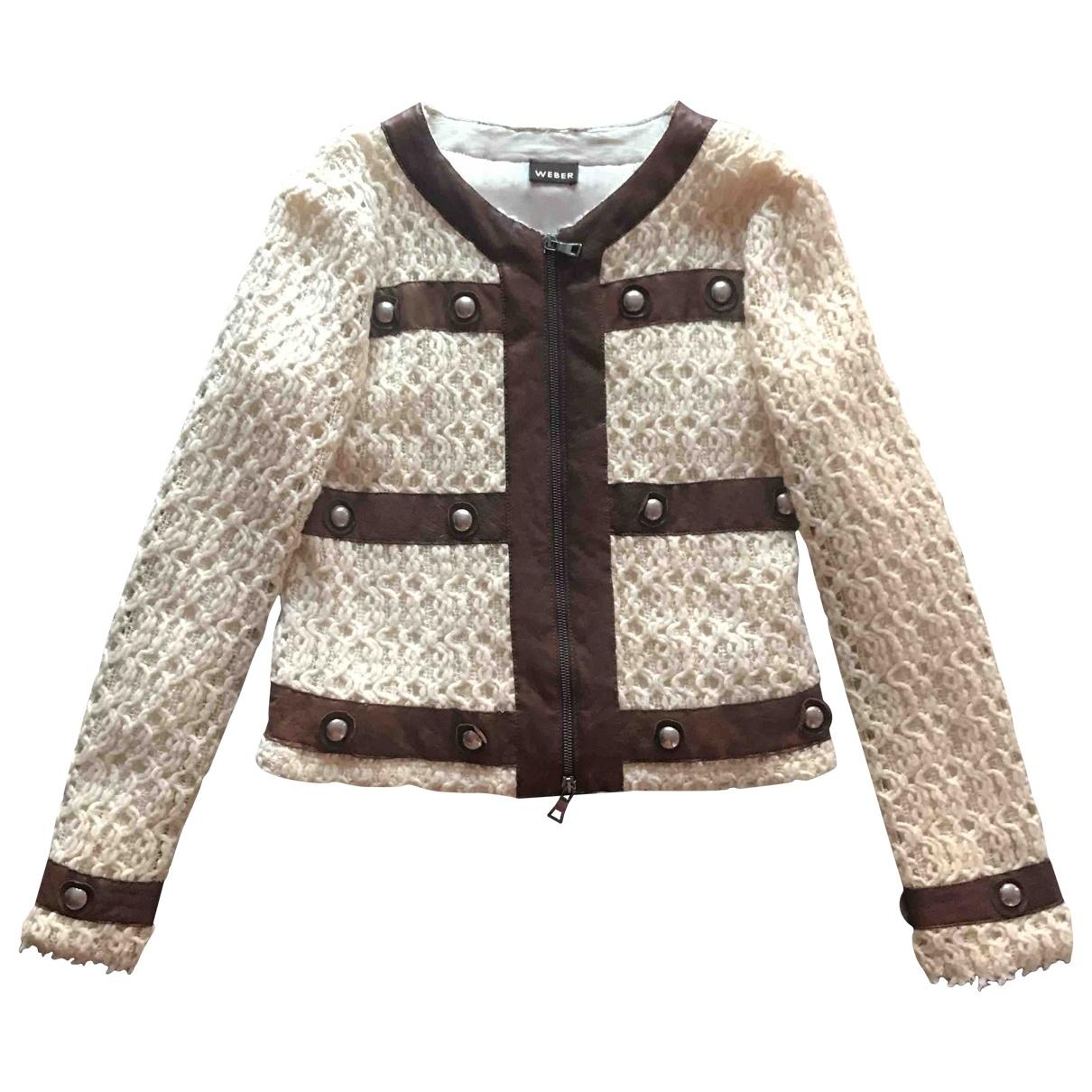 Weber - Top   pour femme en laine