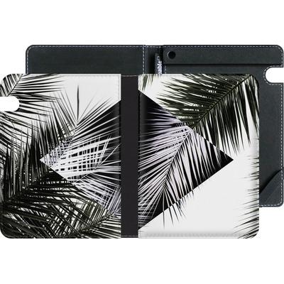 Amazon Kindle Voyage eBook Reader Huelle - Palm Leaves 3 Geometry 2 von Mareike Bohmer