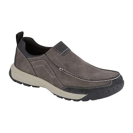 Dockers Mens Albright Slip-On Shoe, 9 Medium, Black