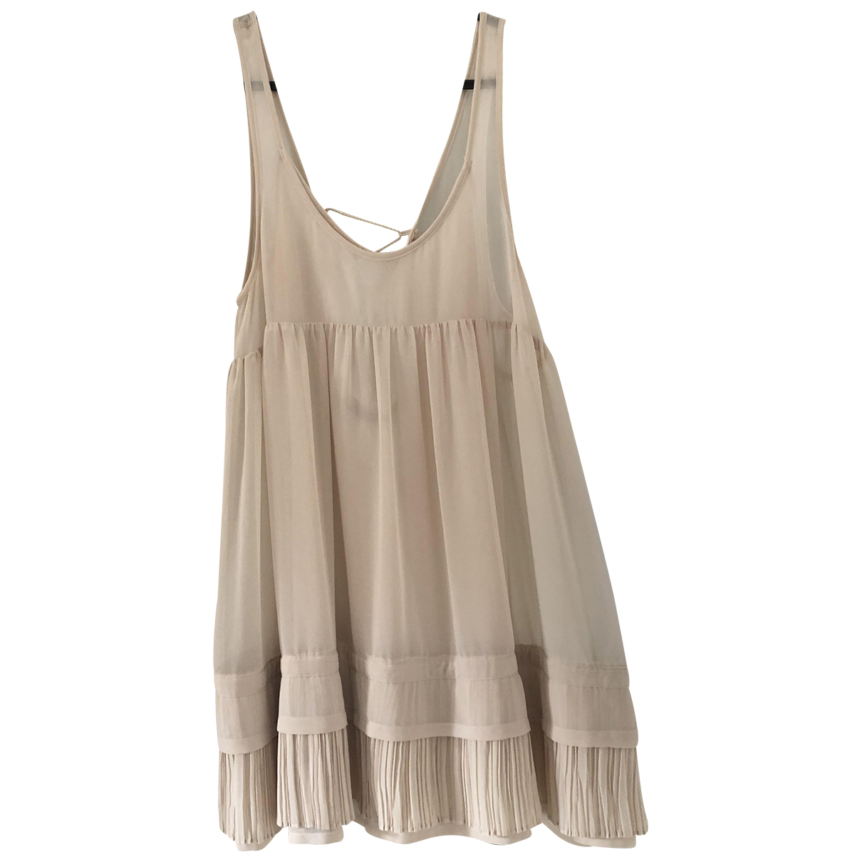 Camilla And Marc \N Beige dress for Women 8 UK