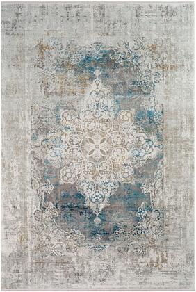 Solar SOR-2306 5 x 76 Rectangle Traditional Rugs in