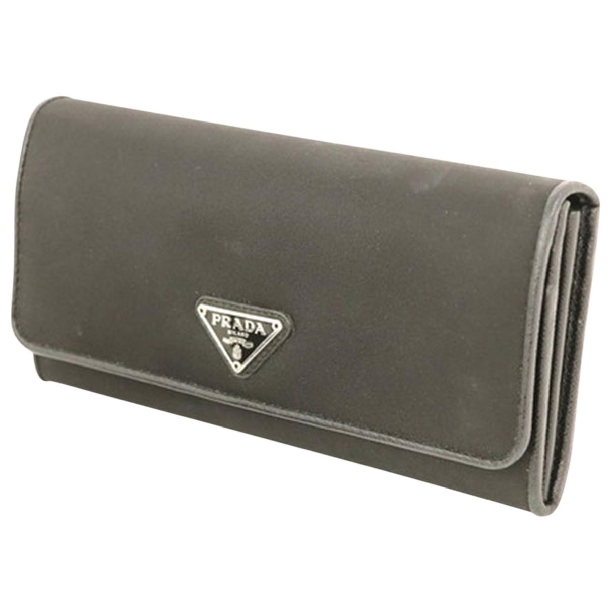 Prada N Leather wallet for Women N