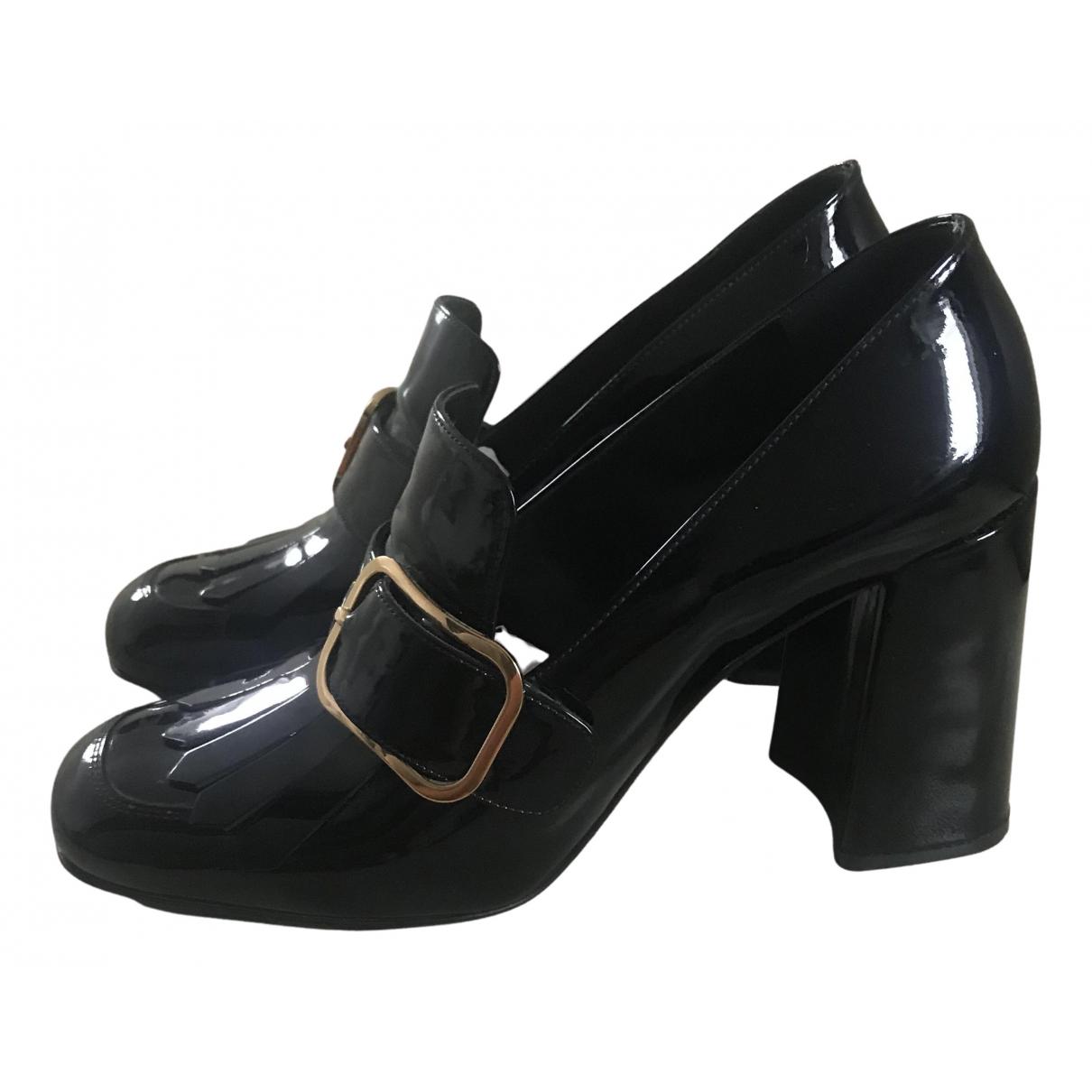 Prada N Black Heels for Women 41 EU