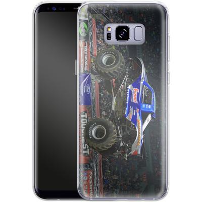 Samsung Galaxy S8 Plus Silikon Handyhuelle - Bigfoot Jump von Bigfoot 4x4