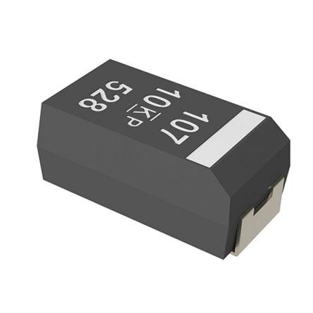 KEMET Tantalum Capacitor 68μF 20V dc Polymer Solid ±20% Tolerance , T591 (500)